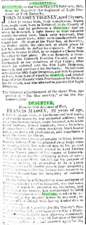 York Herald (York, England), Saturday, February 22, 1806; pg. [1]; Issue 819 copy.jpg