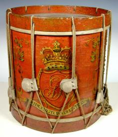 Bridlington Volunteers drum (Armoury of St James's)
