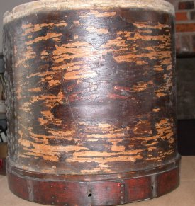 Guidney's drum (Toronto Museums Service)