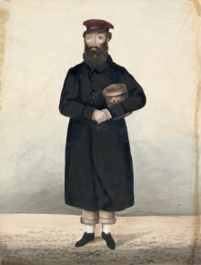 James Guidney c1830 by John Dempsey (Tasmanian Museum and Art Gallery)