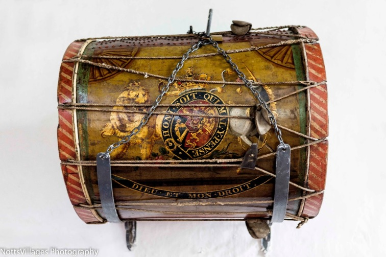 Orston Bass Drum (Notts Villages)